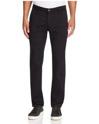 AG Green Label - Graduate Regular Fit Trousers - Lyst