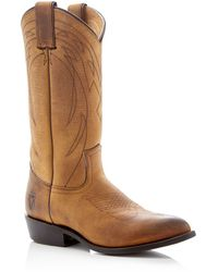 Frye - Billy Cowboy Boots - Compare At $278 - Lyst