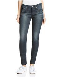 Jean Shop - Lana Slim Straight Jeans In Bryant - Lyst