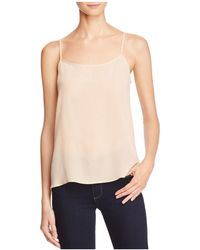 Equipment - Cara Silk Cami - Lyst