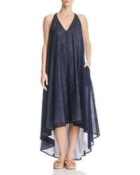 Kenneth Cole - Twisted Racerback High/low Dress - Lyst