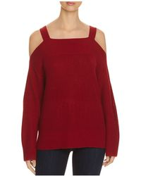 Sanctuary - Amelie Cold Shoulder Jumper - Lyst