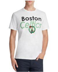 Junk Food - Boston Celtics Graphic Tee - Lyst