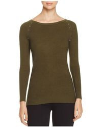 Lush - Grommet Trim Jumper - Compare At $66 - Lyst