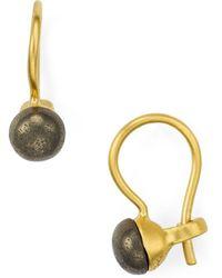 Botkier - Huggie Drop Earrings - Lyst