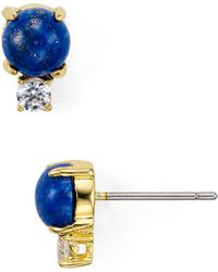 Botkier - Double Stud Earrings - Lyst