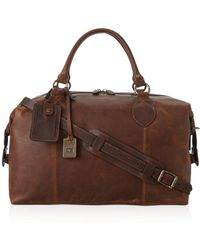 Frye - Logan Overnight Duffel Bag - Lyst