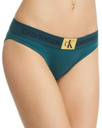 Calvin Klein - Monogram Bikini - Lyst