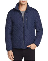 Marc New York - Humboldt 2-in-1 Quilted Bomber Jacket - Lyst