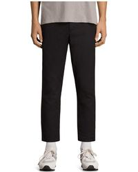 AllSaints | Kato Slim Fit Trousers | Lyst