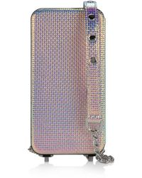 Rebecca Minkoff - Mirror Folio Chain Strap Iphone X Case - Lyst