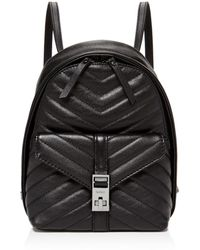 Botkier - Dakota Small Quilted Leather Convertible Backpack - Lyst