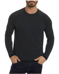 Robert Graham - Ray Brook Crewneck Sweater - Lyst