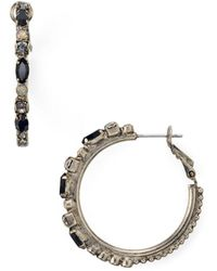 Sorrelli - Hoop Earrings - Lyst