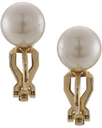 Carolee - Clip-on Stud Earrings - Lyst