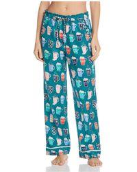 Jane & Bleecker New York | Coffee Flannel Pants | Lyst