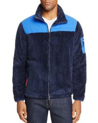 Surfside Supply - Full-zip Fleece Jacket - Lyst