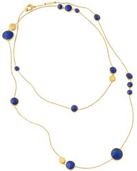 Marco Bicego - Jaipur Lapis Necklace - Lyst