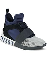 Kendall + Kylie | Braydin Color Block Paneled Sneakers | Lyst