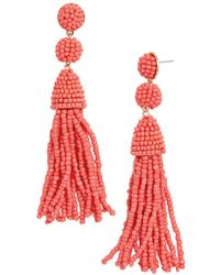 BaubleBar - Granita Drop Earrings - Lyst