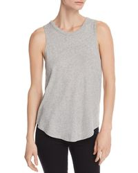 Chaser - Seamed Muscle Tank - Lyst