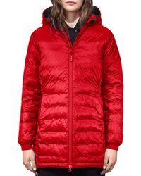Canada Goose - Camp Hoody Coat - Lyst