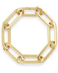 Bloomingdale's - 14k Yellow Gold Chain Bracelet - Lyst