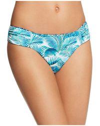 Tommy Bahama - Reversible Shirred Full Bikini Bottom - Lyst