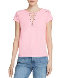 Generation Love - Hugo Lace - Up Tee - Lyst