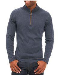 Robert Graham - Elia Quarter-zip Sweater - Lyst