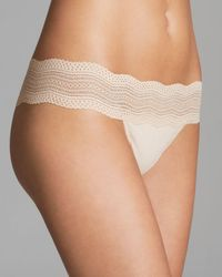 Cosabella - Dolce Low-rise Thong - Lyst