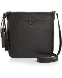 Tory Burch - Mcgraw Leather Swingpack - Lyst
