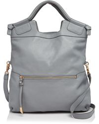 Foley + Corinna | Mid City Leather Tote | Lyst