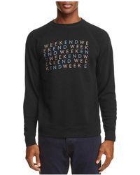 Sub_Urban Riot - Weekend Graphic Sweatshirt - Lyst