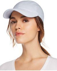 August Hat Company - Terry Cloth Baseball Cap - Lyst