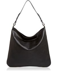 Olivia Clergue - Lauren Leather Hobo - Lyst