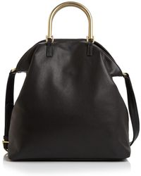 SJP by Sarah Jessica Parker - Amie Leather Tote - Lyst