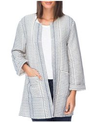 B Collection By Bobeau - Abel Woven Jacket - Lyst