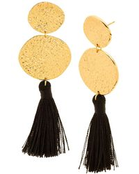 Gorjana - Phoenix Tassel Drop Earrings - Lyst