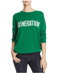 Sandro | Generation Wool & Cashmere Sweater | Lyst