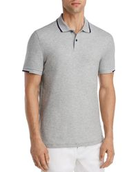 Michael Kors - Tipped Regular Fit Polo Shirt - Lyst