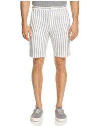 Haspel - Bienville Stripe Shorts - Lyst