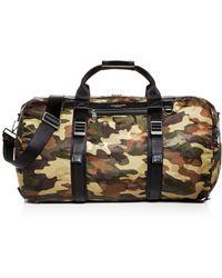 5b50219891d8 Michael Kors - Kent Camo-print Nylon Convertible Duffel Bag - Lyst