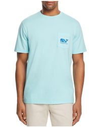 Vineyard Vines - Out Of Water Logo Crewneck Tee - Lyst