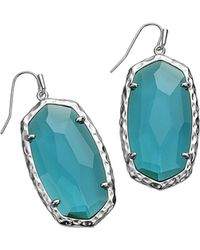 Kendra Scott - Ella Drop Earrings - Lyst