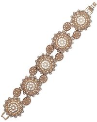 Marchesa | Large Flex Bracelet | Lyst