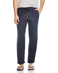 Vilebrequin - Pacha Linen Trousers - Lyst