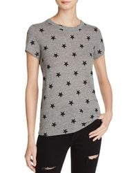 Alternative Apparel - Ideal Star Print Tee - Lyst