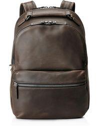 Shinola - Distressed Runwell Backpack - Lyst