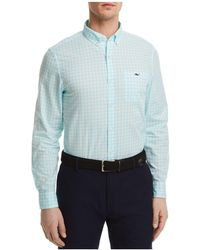 Vineyard Vines - Sea Park Gingham Slim Fit Button-down Shirt - Lyst